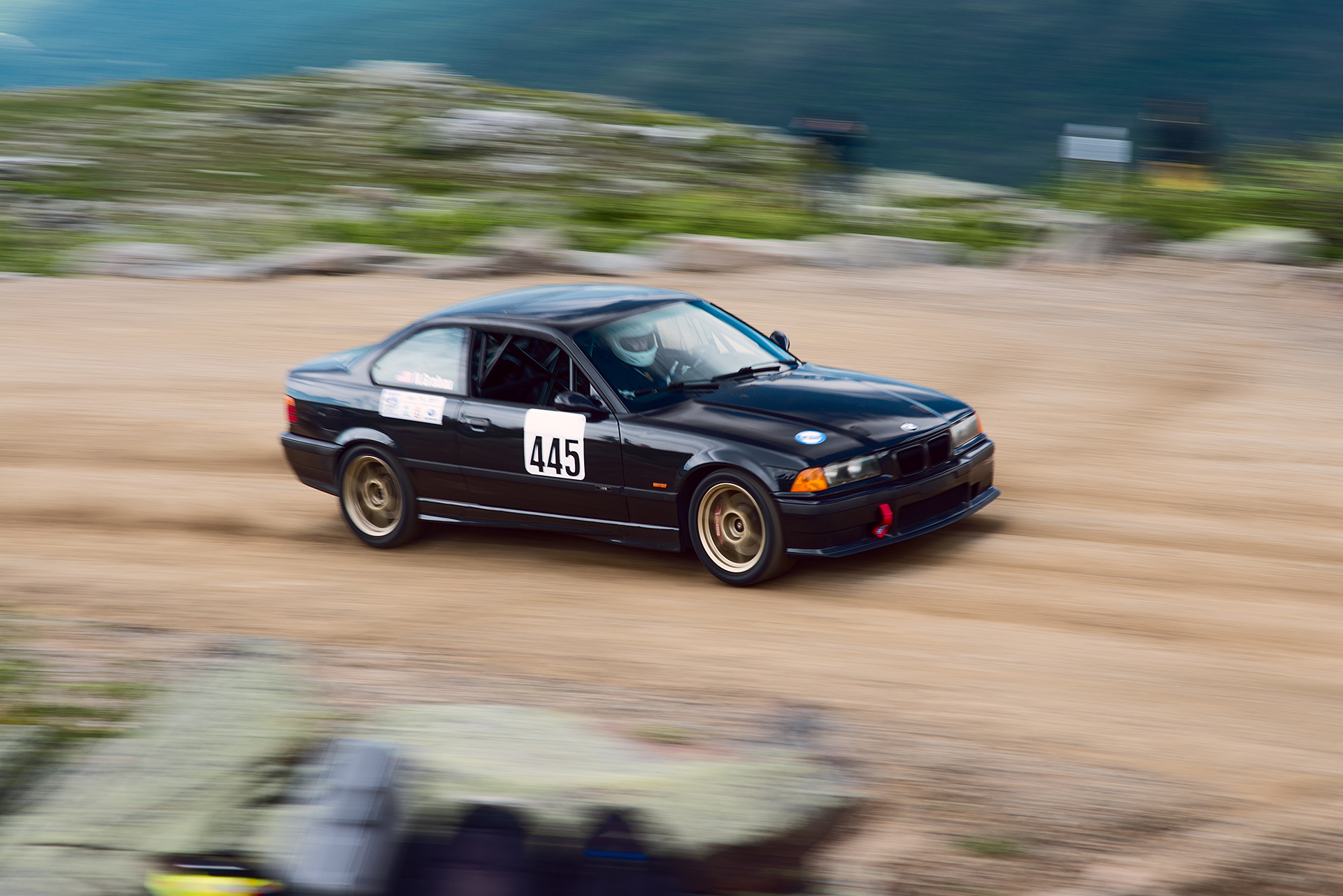 Car 445 at Climb to the Clouds 2017