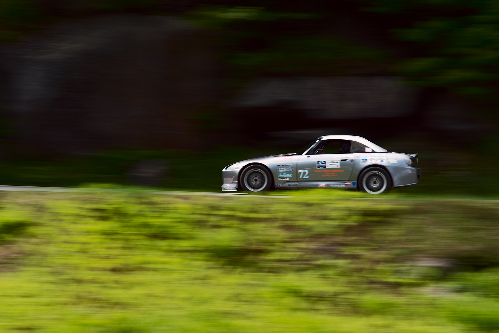 Car 72 at Climb to the Clouds 2017