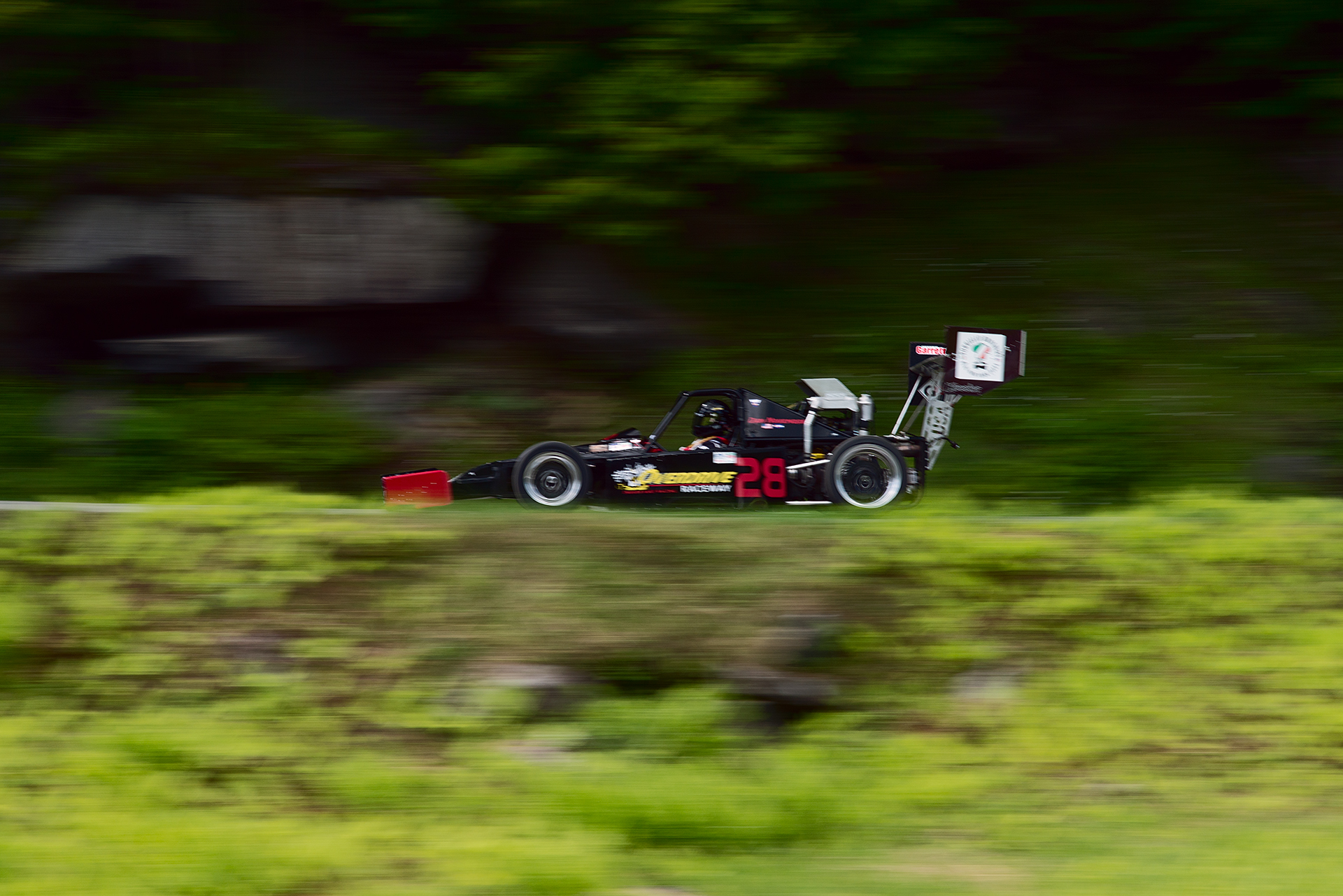 Car 28 at Climb to the Clouds 2017