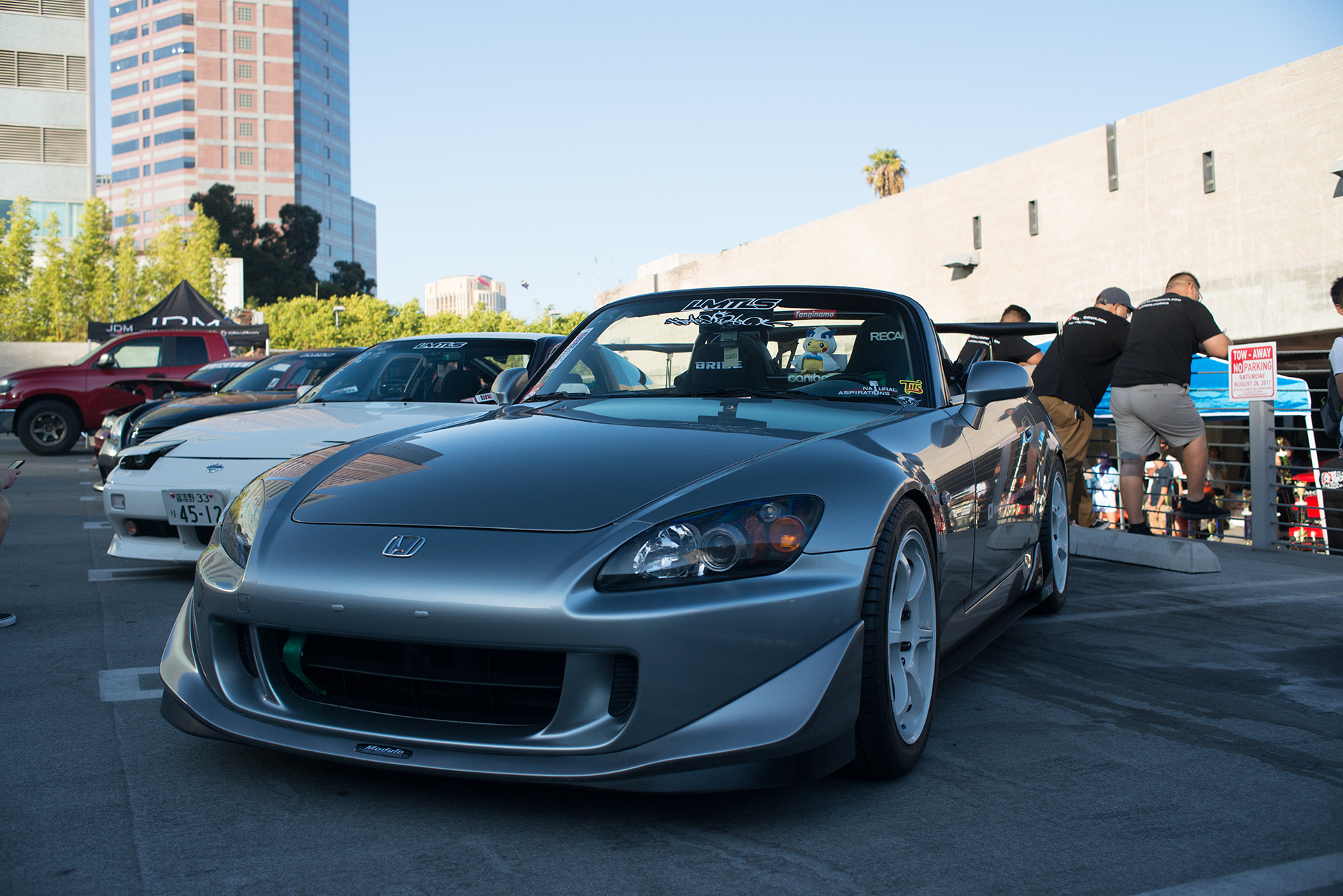 Honda S2000 at Show Off Cafe 2017